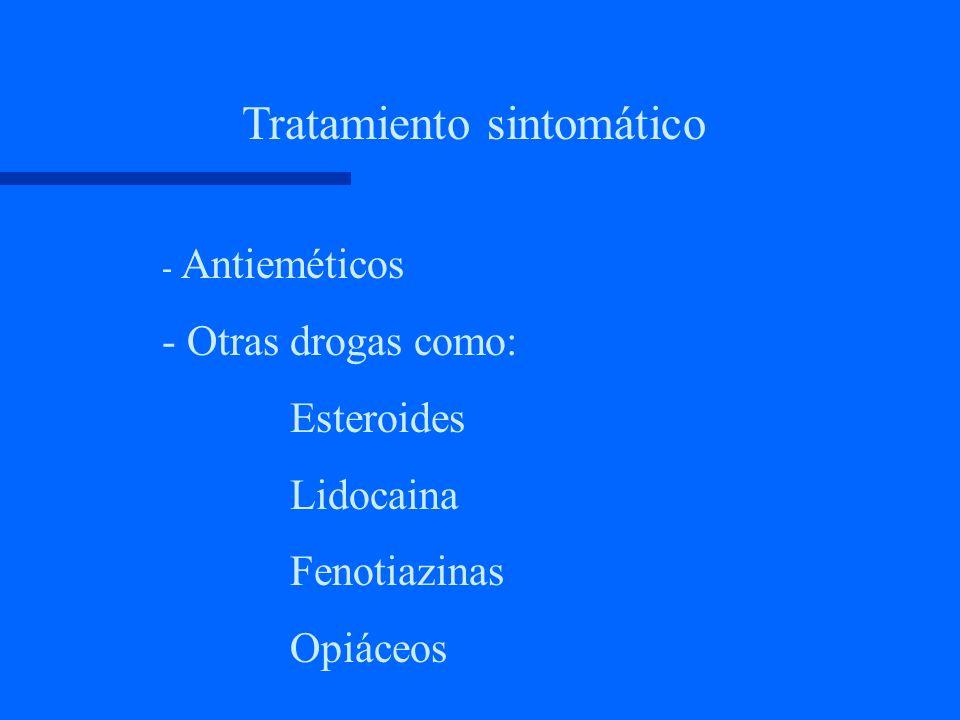Tratamiento farmacológico Analgésicos Antiinflamatorios no esteroideos Anticálcicos Anticonvulsivantes Beta bloqueadores Antiserotonínicos Preparacion