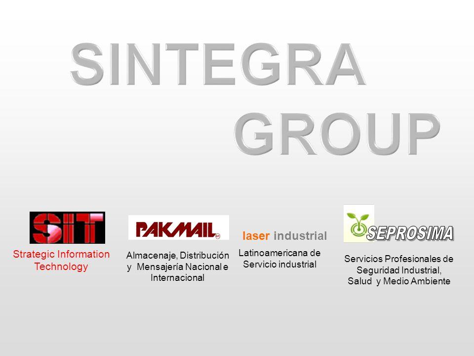 Servicios Profesionales de Seguridad Industrial, Salud y Medio Ambiente laser industrial Latinoamericana de Servicio industrial Almacenaje, Distribuci