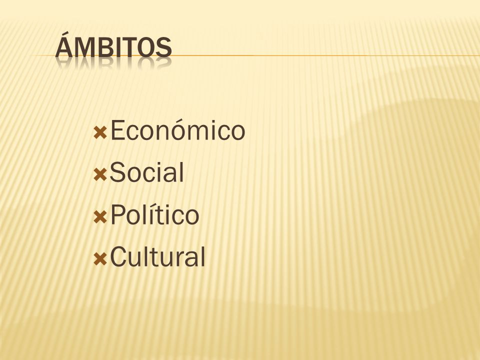 Económico Social Político Cultural
