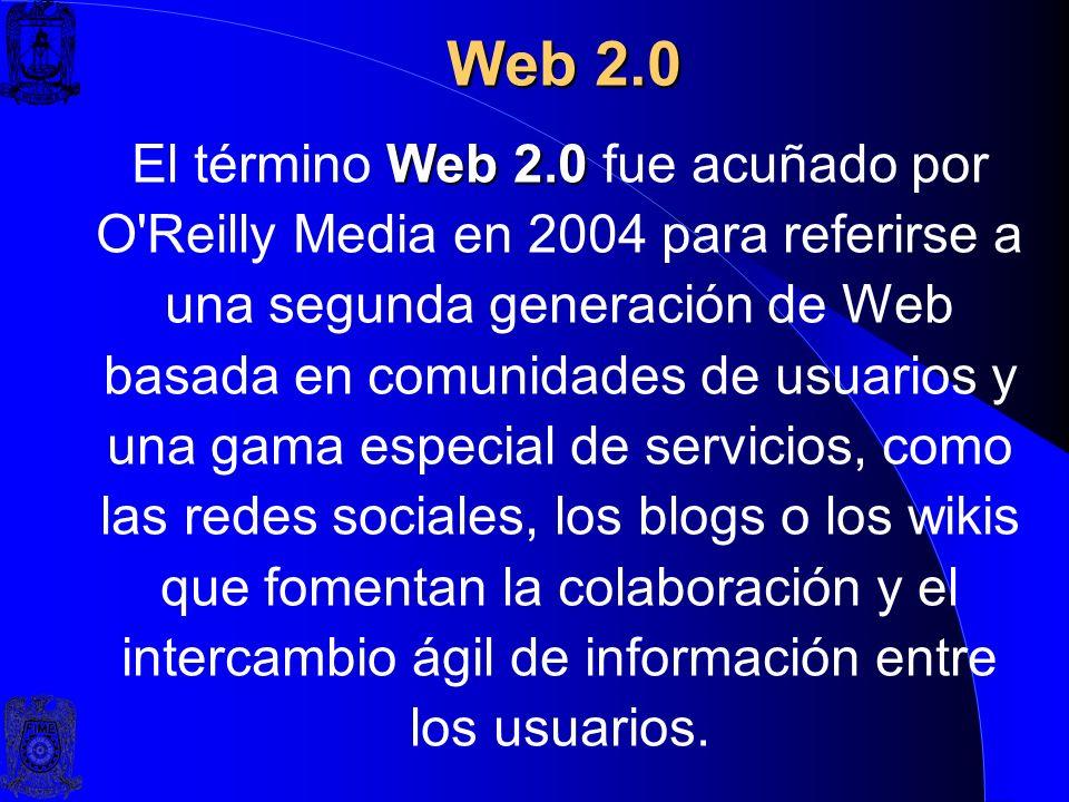 NUEVO ENTORNO TECNOSOCIAL La Web de Nueva Generación aparece como el exponente de una nueva ola de socialización de la infotecnología. La Nueva Genera