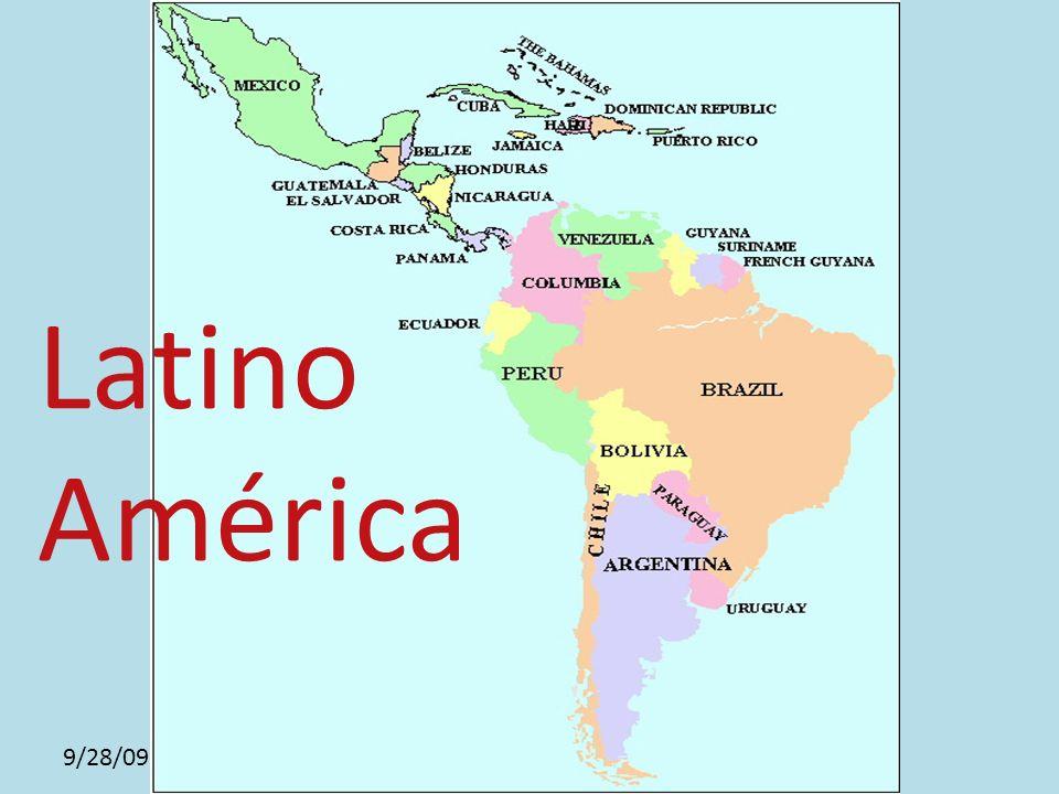 9/28/09 Latino América