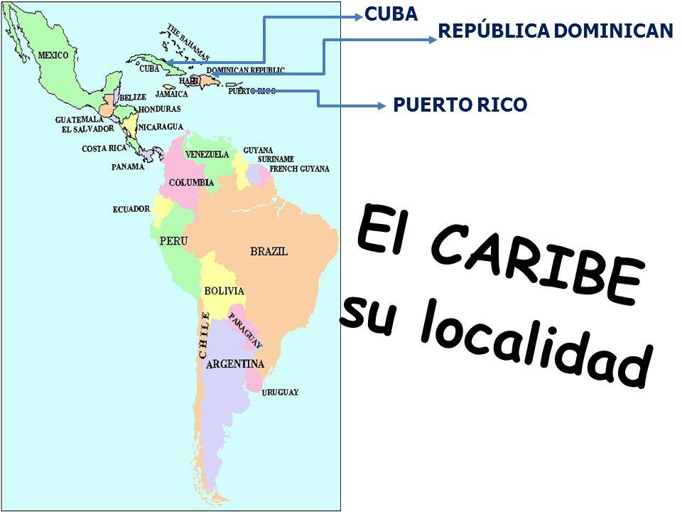 9/28/09 El CARIBE su localidad CUBA REPÚBLICA DOMINICAN PUERTO RICO