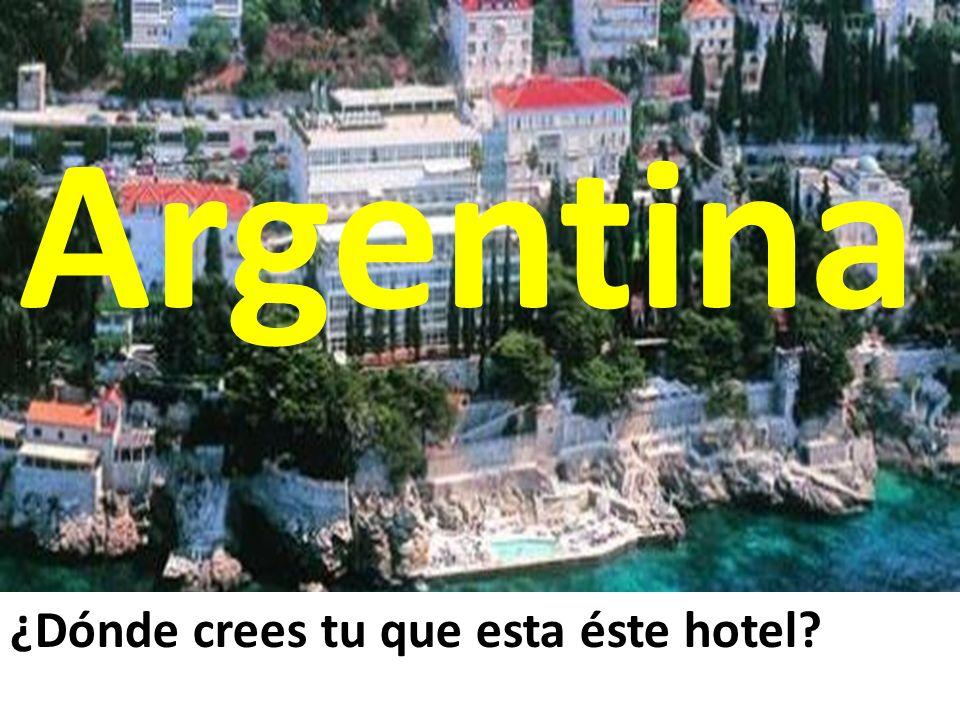 9/28/09 Buenos Aires, Argentina en la noche