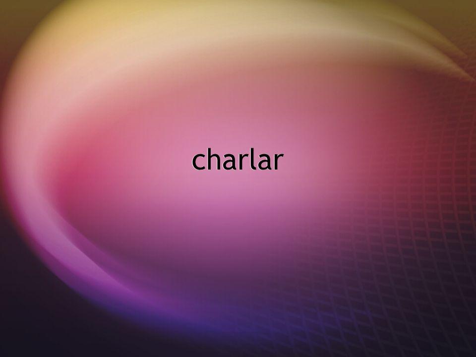 charlar