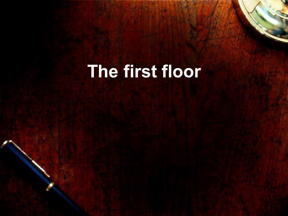 El primer piso