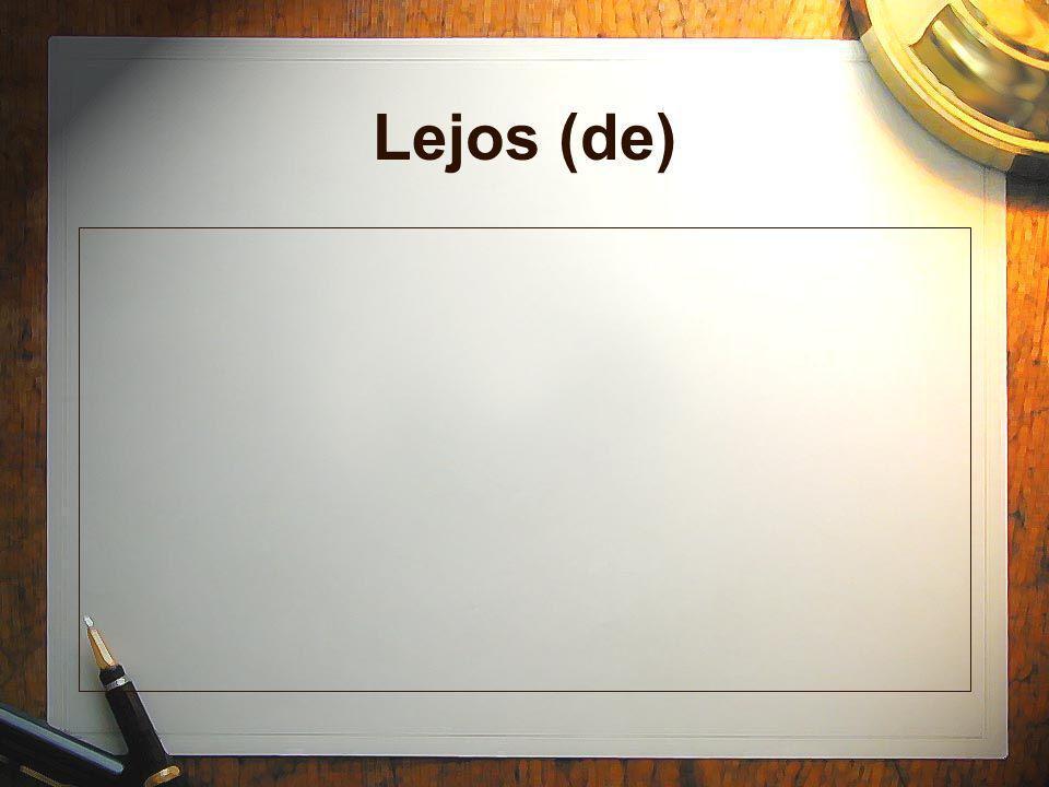 Lejos (de)