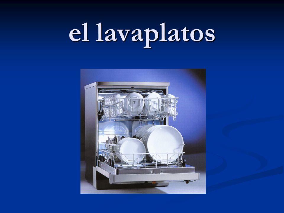 el lavaplatos