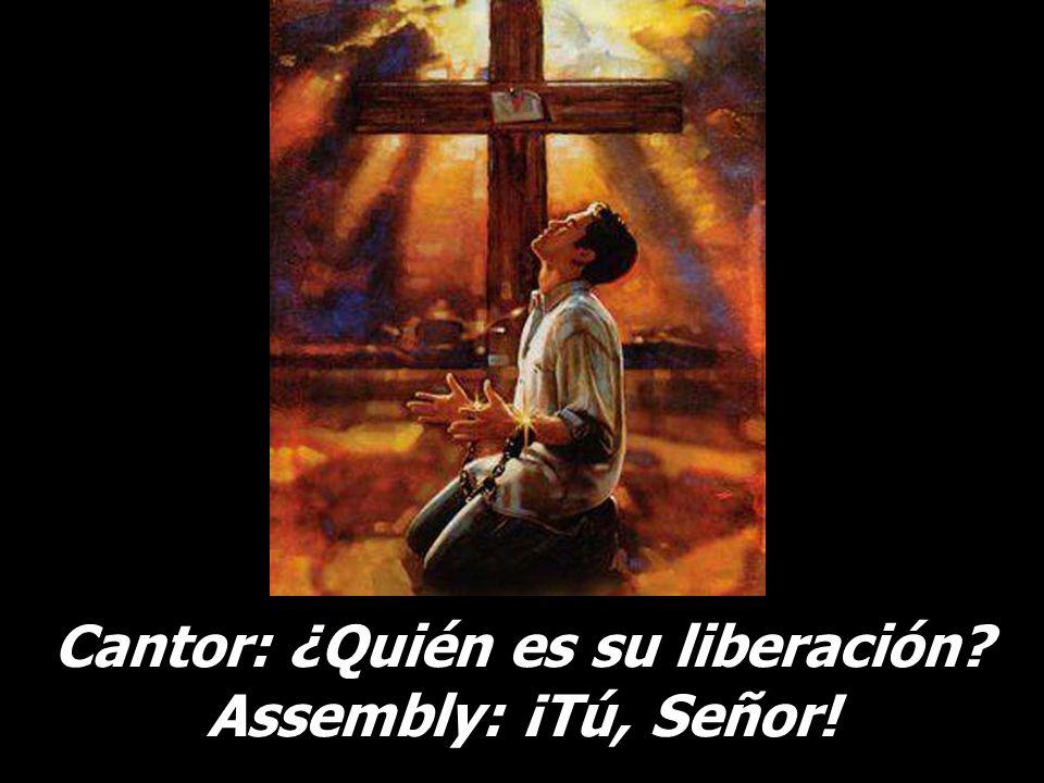 All: ¡Arriba.¡Proclamen. ¡Santa Tierra. We are on holy ground.