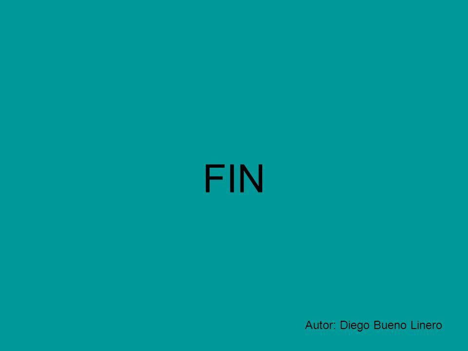 FIN Autor: Diego Bueno Linero