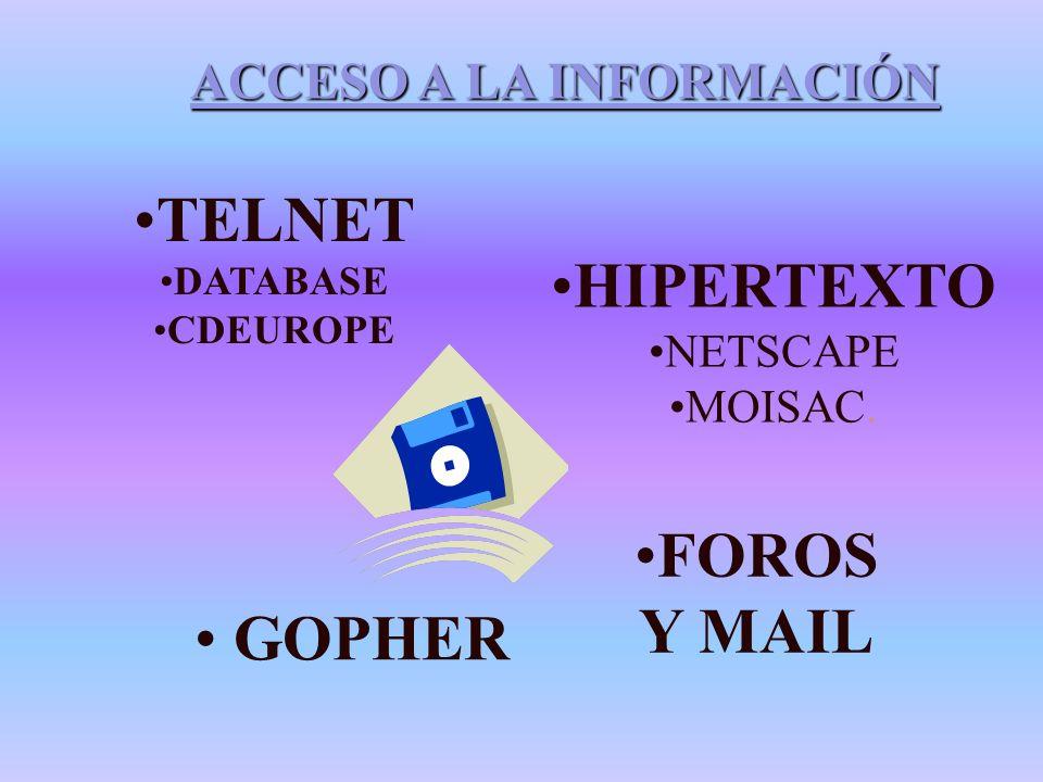 Investigación y docencia en el Ciberespacio