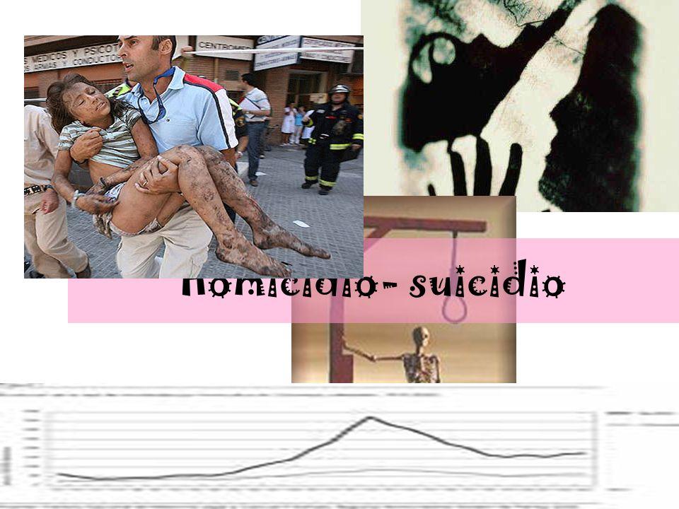 Homicidio- suicidio