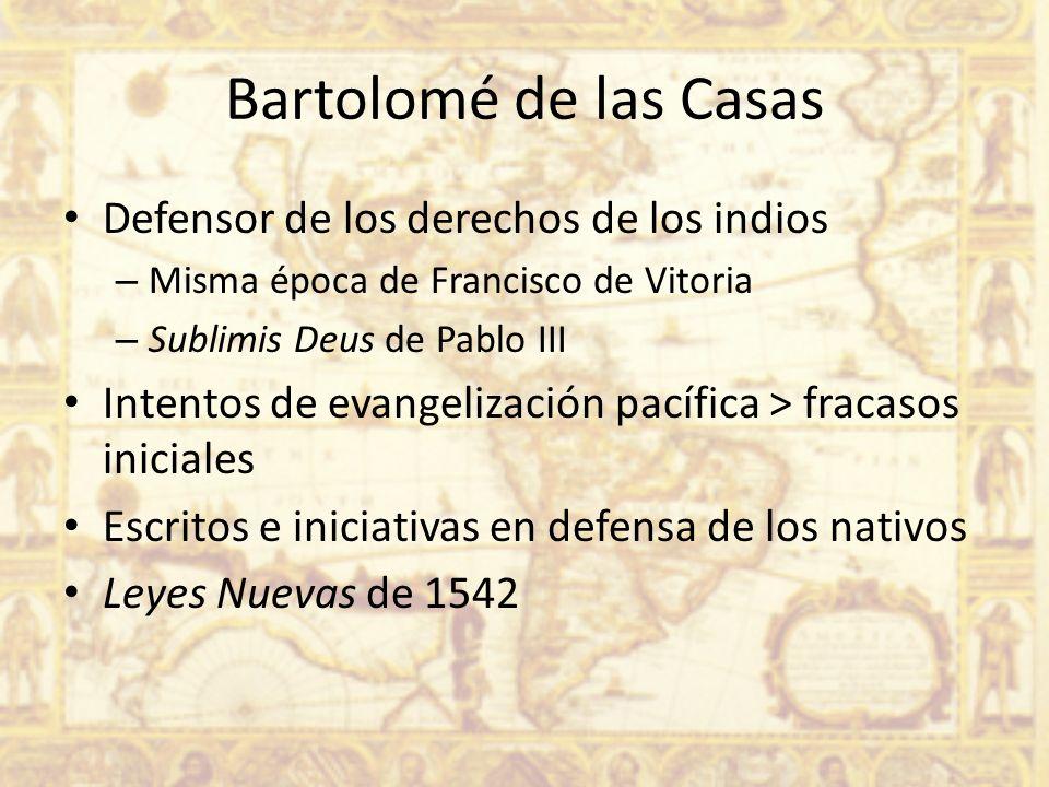 bartolome de las casas timeline Timeline country statistics bartolomé de las casas publishes a brief account of the destruction of the haya de la torre and colleagues found the apra party.