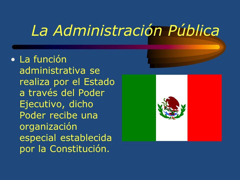 La Administración Pública La Administración Pública es el subsistema instrumental del sistema político compuesto por un conjunto de interacciones, a t