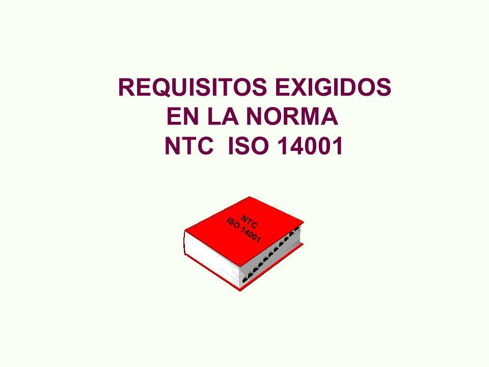 MODELO DEL SGA ISO 14001 REQUERIMIENTOS DEL SISTEMA MODELO DEL SGA ISO 14001 REQUERIMIENTOS DEL SISTEMA Revisión de la Gerencia Evaluación Verificació