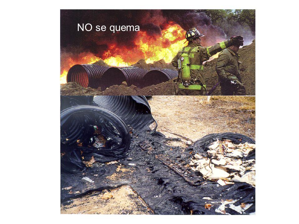 NO se quema