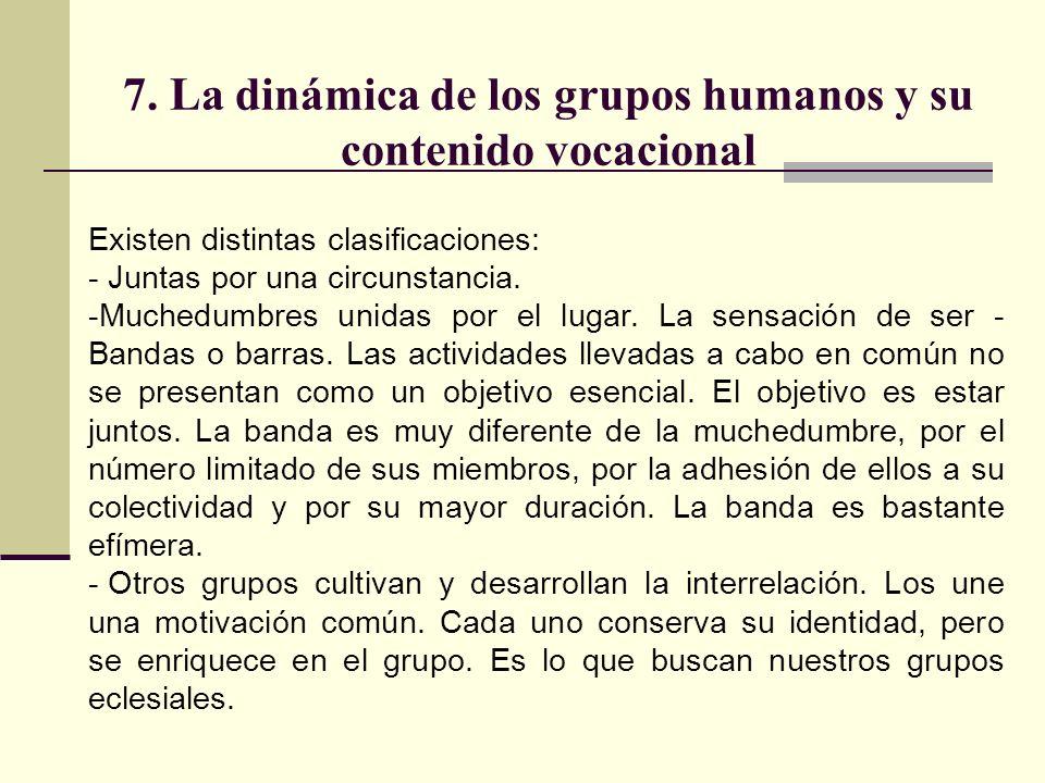 1.El grupo Se mueve desde la clave de la inclusión.