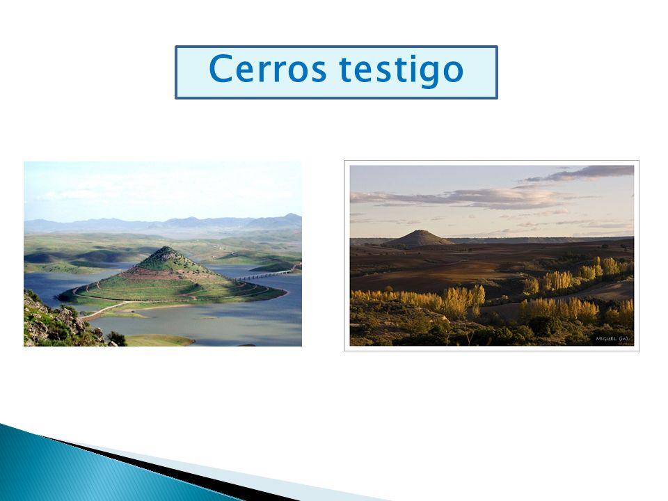 Cerros testigo