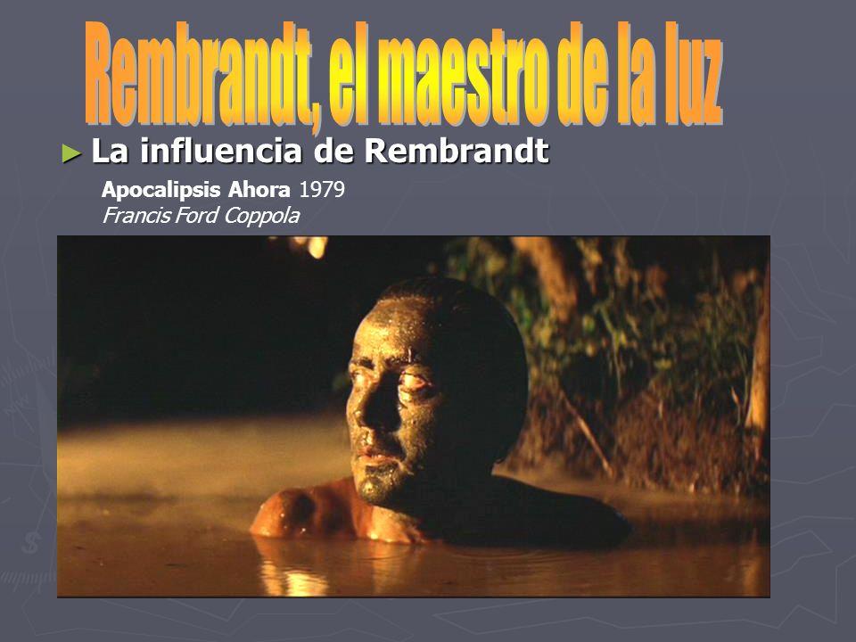 La influencia de Rembrandt La influencia de Rembrandt Saló o los 120 Días de Sodoma 1975 Pier Paolo Pasolini