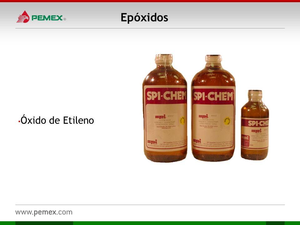 Epóxidos Óxido de Etileno