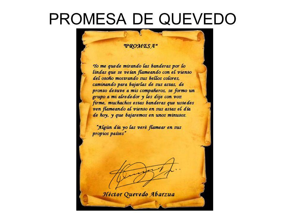 PROMESA DE QUEVEDO