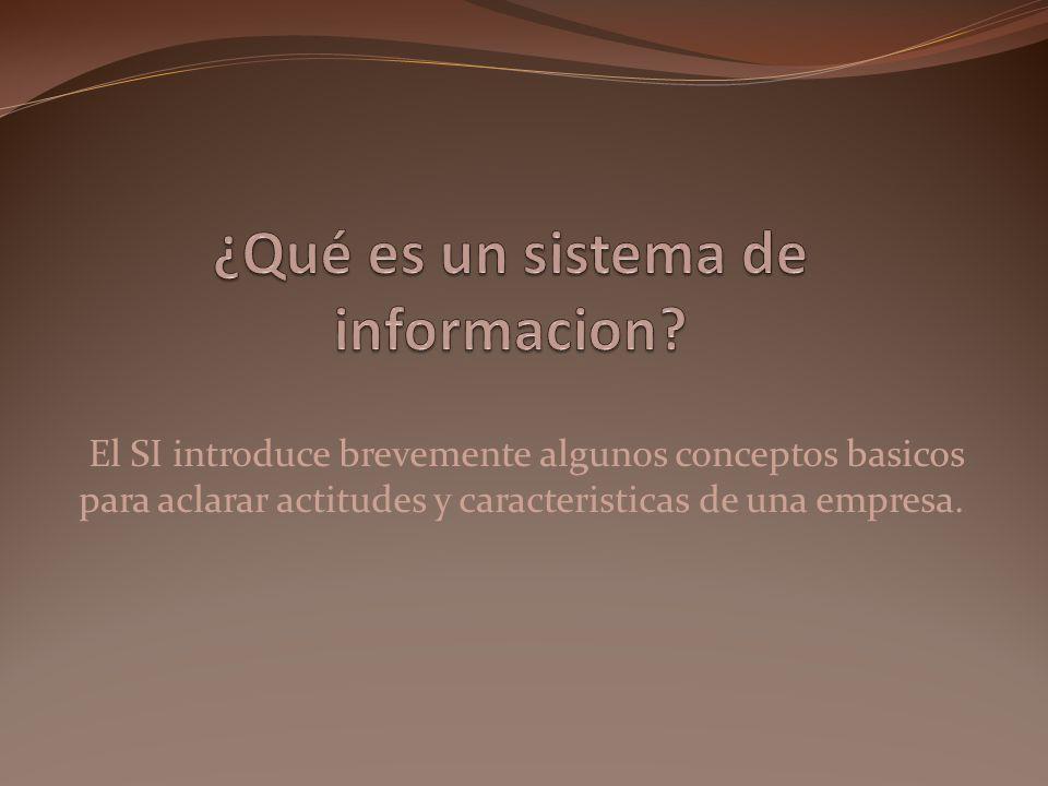 Involucra a todos los procesos de las actividades de la organización internamente.