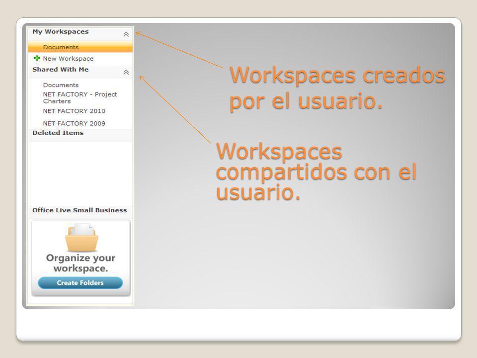 Luego de la autenticación, se abrirá el documento seleccionado (Word, Excel o Power Point).