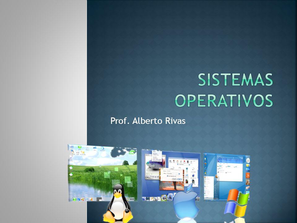 Prof. Alberto Rivas