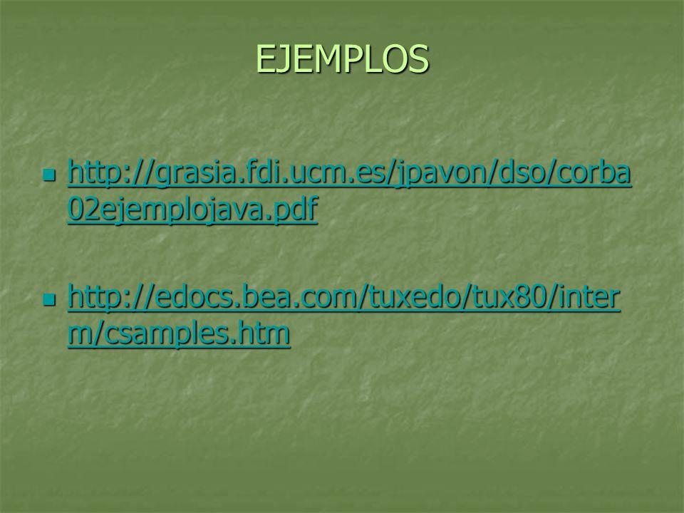 RMI RMI (Java Remote Method Invocation) es un mecanismo ofrecido en Java para invocar un método remotamente.