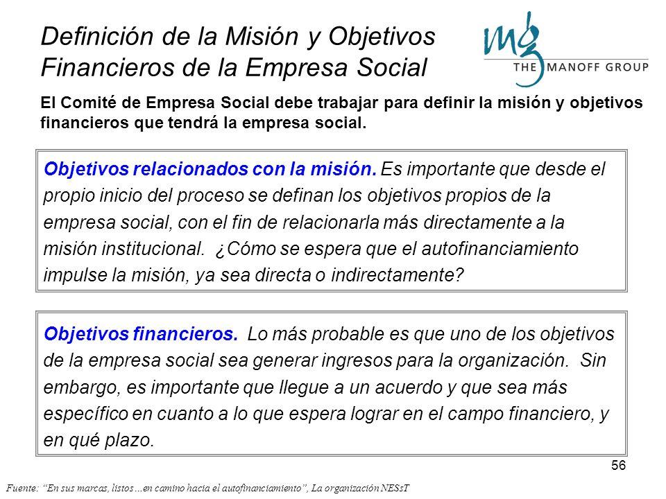 55 Puntos Críticos de Decisión - #2 Ahora que ha completado los ejercicios en los cuatro ámbitos (misión y valores, apoyo organizacional, capacidad or