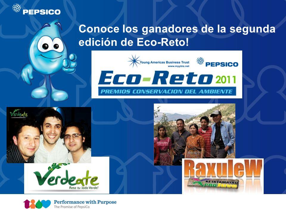 Document Title Goes Here9 Dos categorías para participar: Eco-Reto 1: Crea y promueve una cultura ambiental por medio de una idea de negocio (ejemplo: hábitos de reciclaje, educación de niños, etc.) Eco-Reto 2: Resuelve un problema ambiental con tu idea de negocio (ejemplo: reciclaje, acceso a agua, etc.)