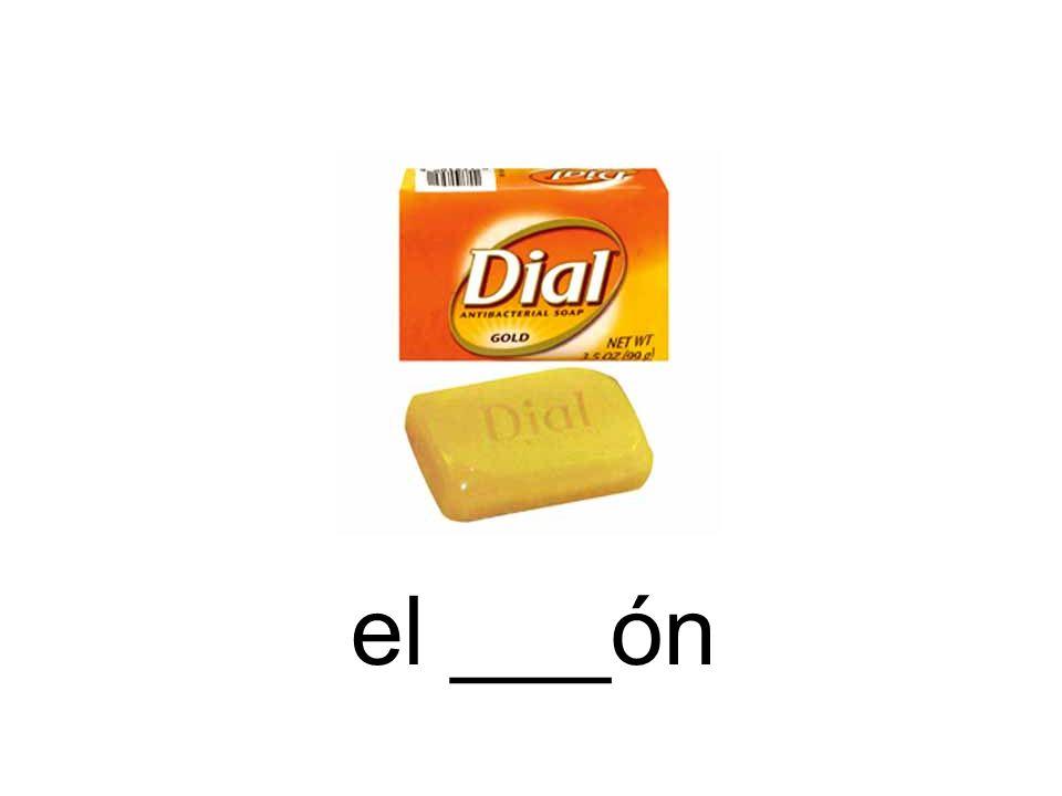 el ___ón