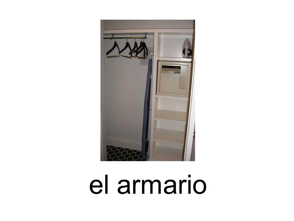 el armario