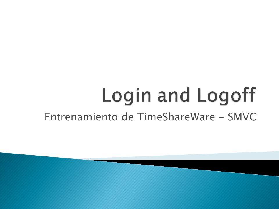 Entrenamiento de TimeShareWare - SMVC