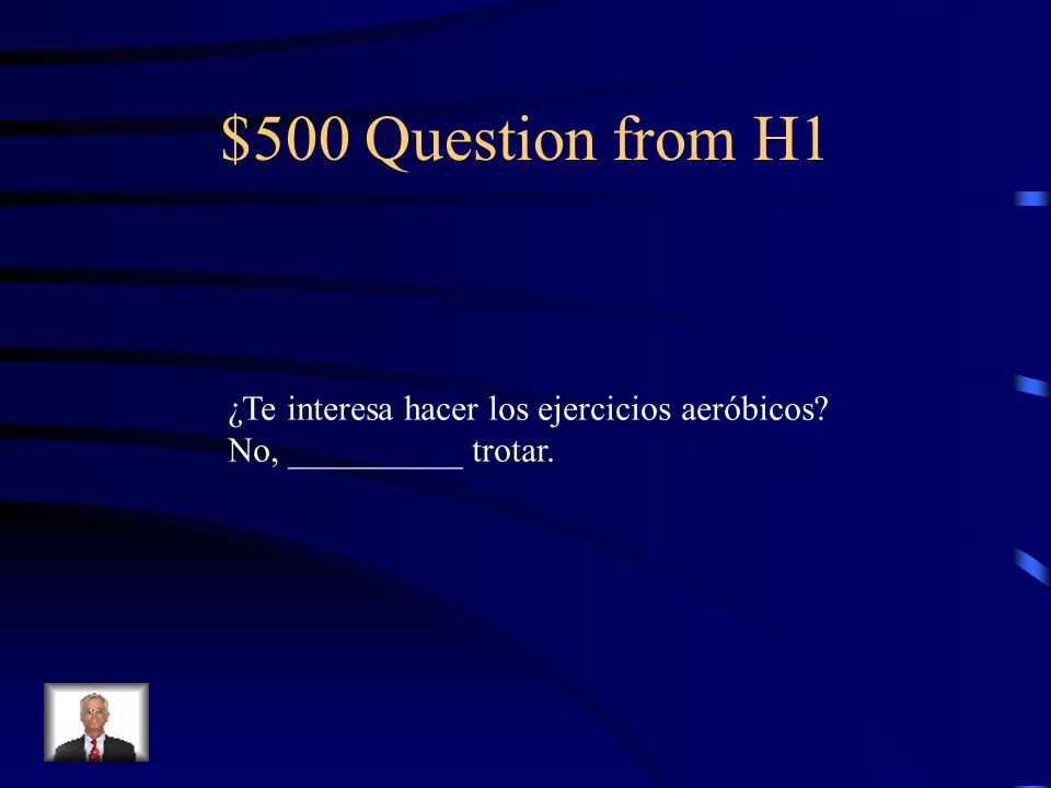 $400 Answer from H1 teje