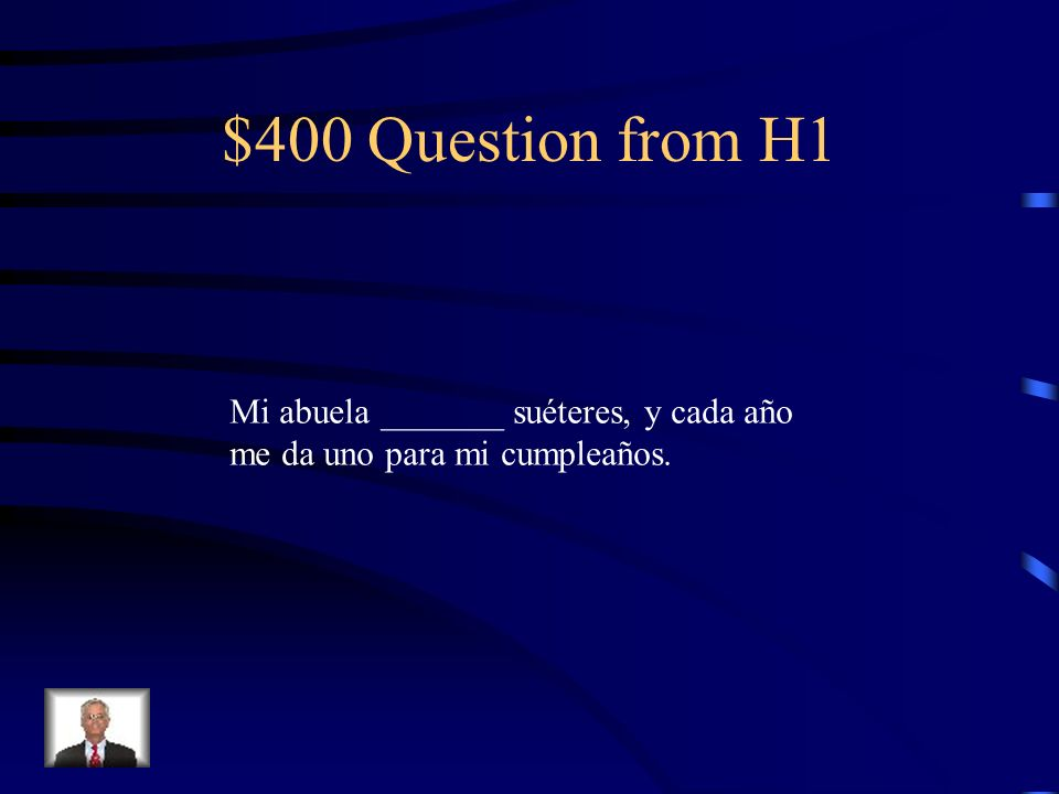 $300 Answer from H1 Monedas O estampillas