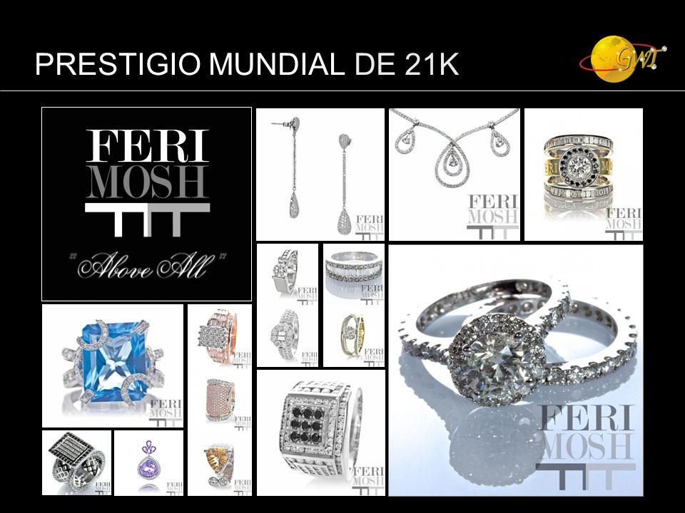 PRESTIGIO MUNDIAL DE 21K