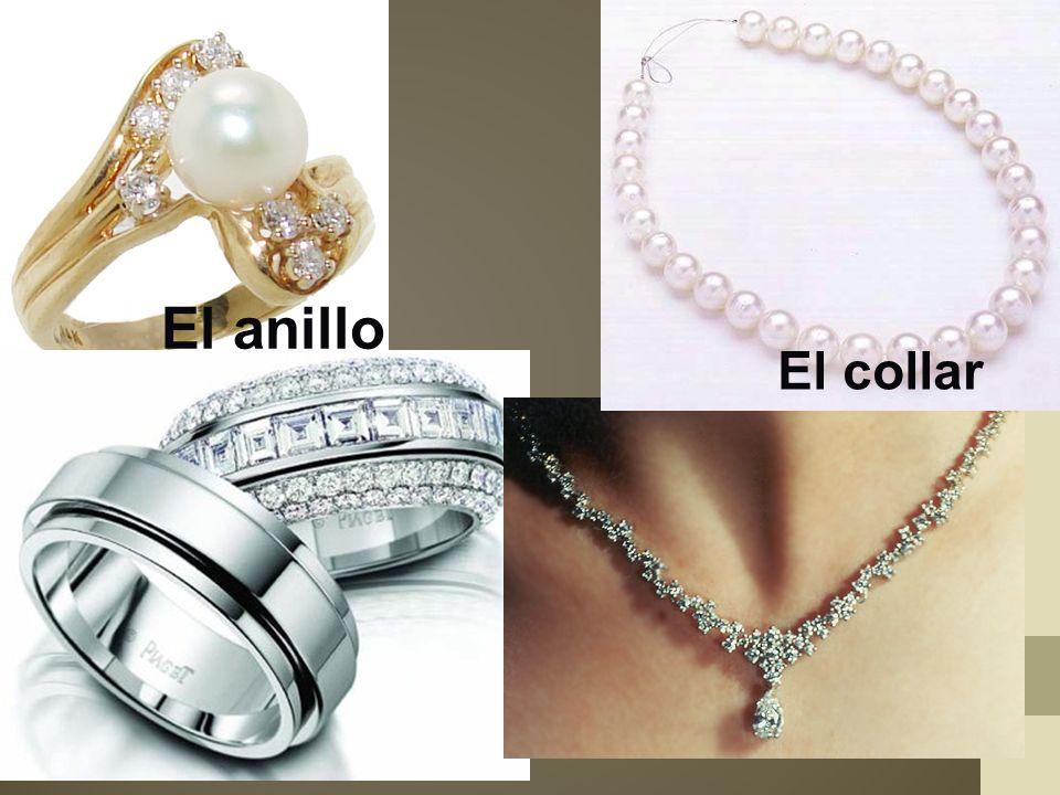 El anillo El collar