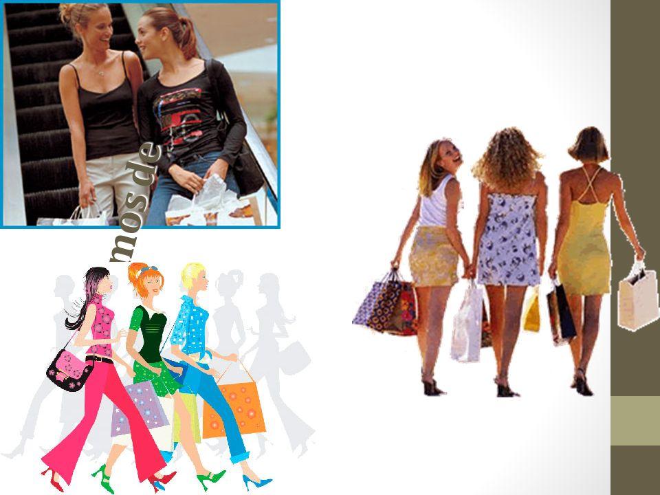 De compras en la ciudad