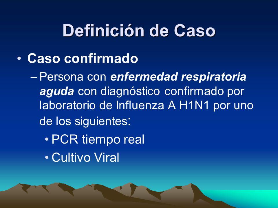 CRONOLOGIA 2 de abril –Veracruz –Posible brote de influenza comunidad del municipio de Perote Primer Brote 9 de marzo y terminó el 10 de abril.