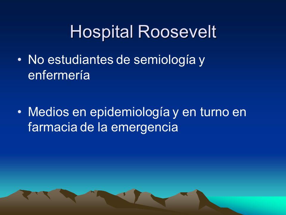 Hospital Roosevelt Mascarillas N95 –Caso confirmado –Manejo de muestras –Evaluación de garganta y síntomas sugestivos Solicitud de necropsia en caso s