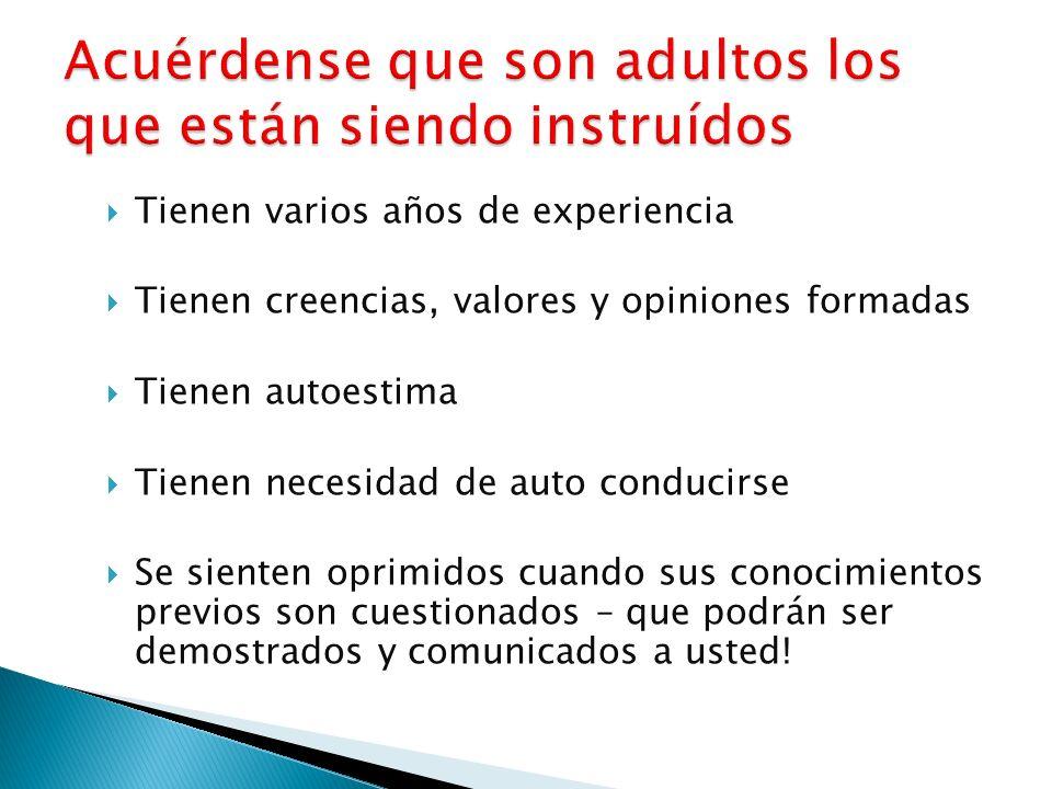 Sesión 1: Sesión General Sesión 2 : Liderazgo I – ¿Cuáles son las características de un buen líder.