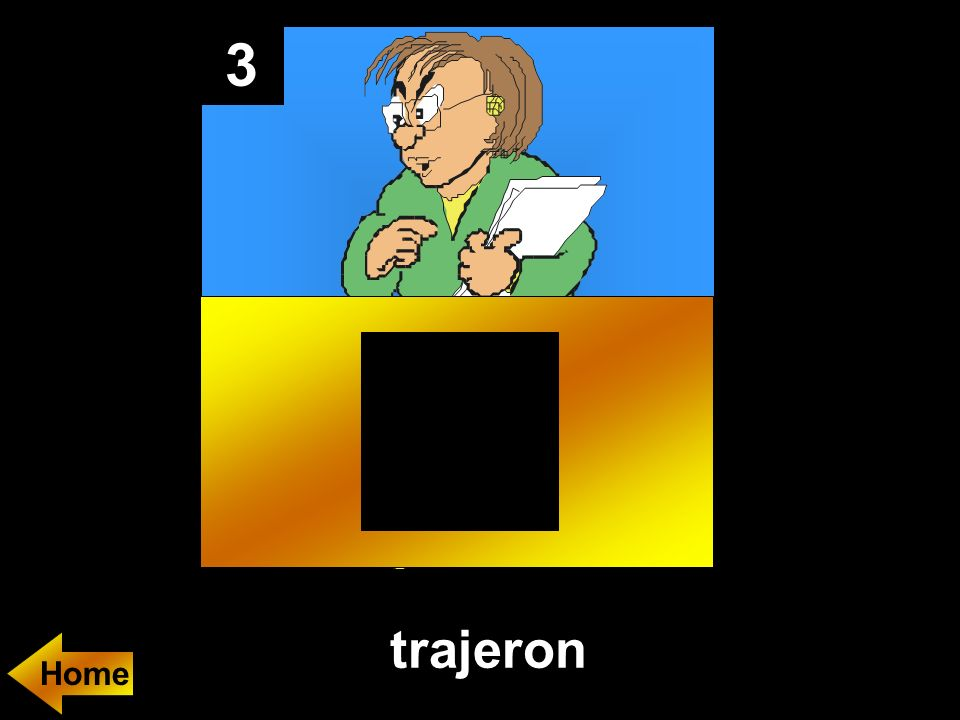 3 trajeron