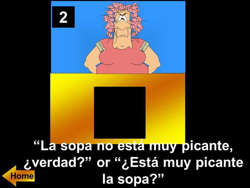 8 En español: Please, bring me the bill.