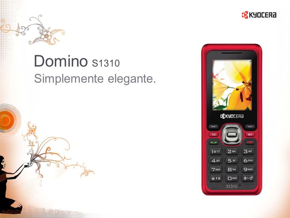 Domino S1310 Simplemente elegante.