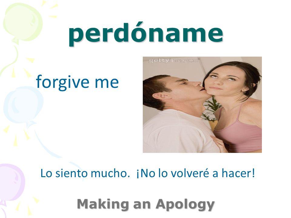 admitir un error Problems and Solutions to admit a mistake ¡Primero, necesitas admitir tu error!