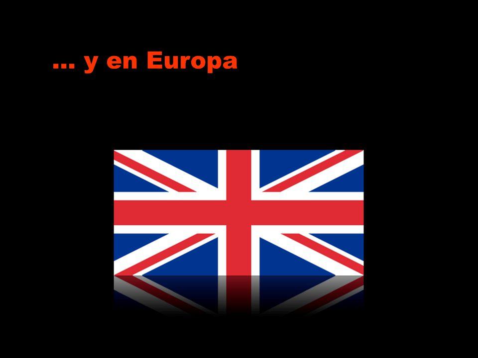 … y en Europa