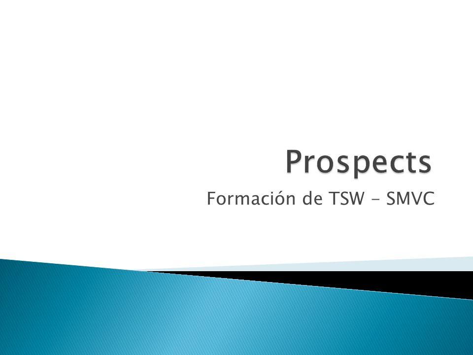 Formación de TSW - SMVC