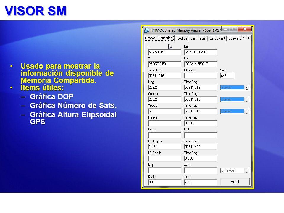 SALIDA SM Saca ítems seleccionados en secuencia.Saca ítems seleccionados en secuencia.