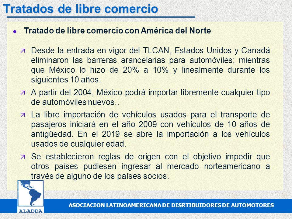 ASOCIACION MEXICANA DE DISTRIBUIDORES DE AUTOMOTORES, A.C. Contexto Externo C.P. Juan Manuel Arriaga Presidente de ALADDA ASOCIACION LATINOAMERICANA D