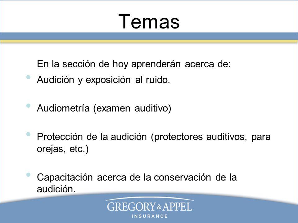 Conservación de la audición: ¿Qué es.